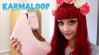 Karmaloop Haul + Lookbook: Jeffrey Campbell, UNIF, Obey, Lime Crime! Thumbnail