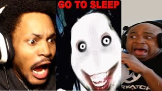 WE GOT SCARED AT THE EXACT SAME TIME! TRY NOT TO GET SCARED CORYXKENSHIN MONTAGE!