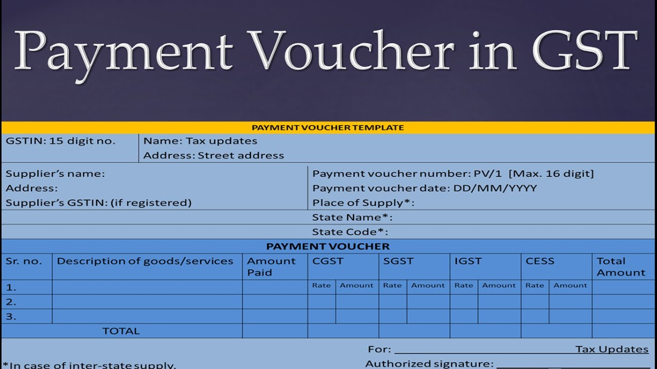 payment voucher what is payment voucher what is payment voucher in gst altavistaventures Gallery