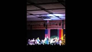 The United States Army Europe Band & Chorus All I want for Christmas is you