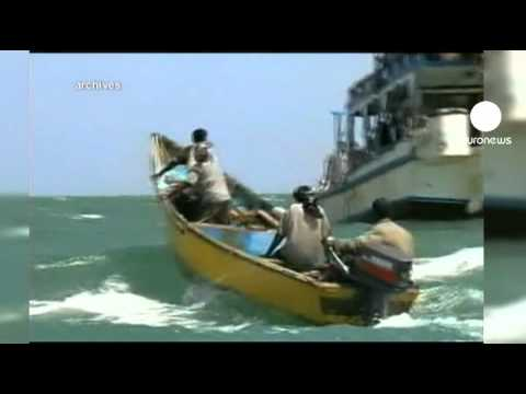 Pirates raid ship off coast of Africa