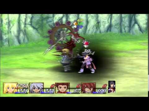 Tales of Symphonia  Boss 04 : Sheena 1 Colette solo  Mania