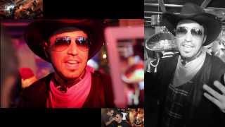 Latino -  Pra Lavar - Part. Banda Dibôa [Making Of]