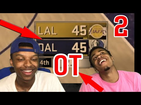 YOU HAVE NEVER SEEN THIS BEFORE!! CRAZIEST STAT IN NBA 2K17 EVER!!! OVERTIME (Pt.2)!!!