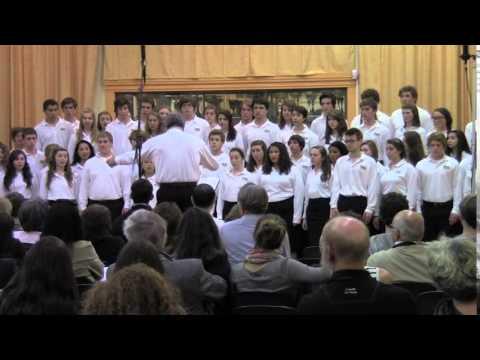 Eurochorale 2012: Nice Concert Concert