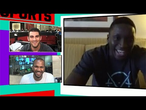 NBA's Victor Oladipo- I'm Already Gellin' with Russell Westbrook | TMZ Sports