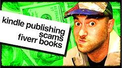 Kindle Publishing Scams - Fiverr Books