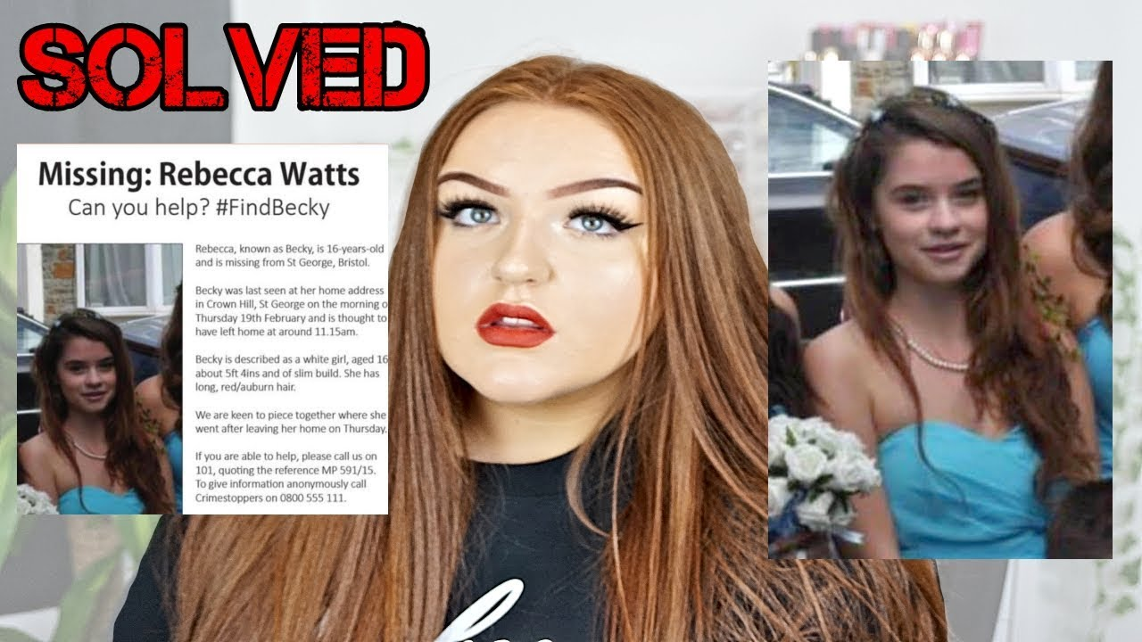 Download THE BECKY WATTS CASE