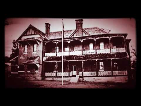 The old York Hospital, a spooky story for Dean.