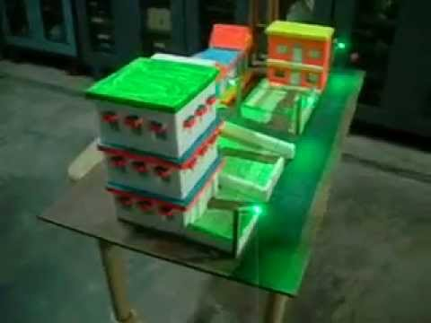 Wind powered street light working science project and simple innovation for common men youtube - Innovative water decontamination project ...