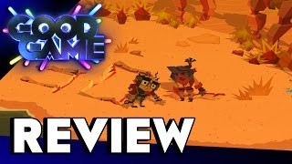 Good Game Review - Dyscourse - TX: 14/4/15