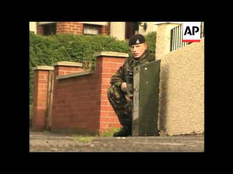 Belfast reflects on 20 years since first IRA ceasefire