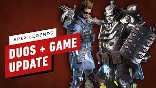 Apex Legends' Big Update News (Duos, Cheap Kills, and More)