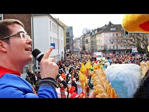Der verrückteste Karnevalszug aller Zeiten in Neuss | MaximNoise