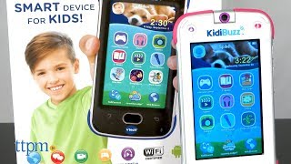 KidiBuzz Blue and Pink from VTech