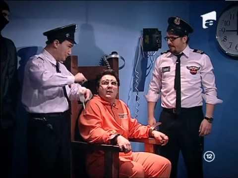 Fernando și Impresarul, gardieni la penitenciar în SUA