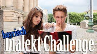 Bayerische / Schwäbische  Dialekt Challenge mit LindyCandy