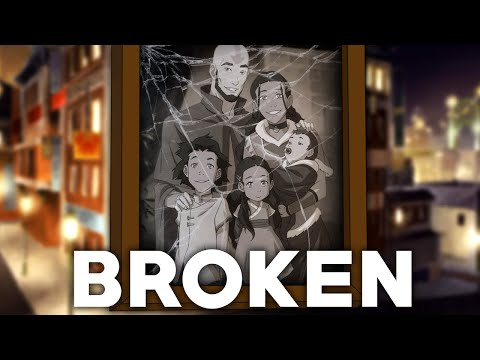 The Last Airbenders Broken Family! Avatar Aangs Legacy