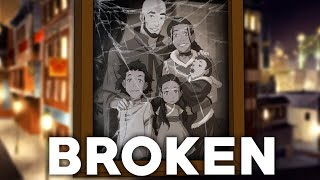 The Last Airbenders Broken Family! Avatar Aangs Legacy