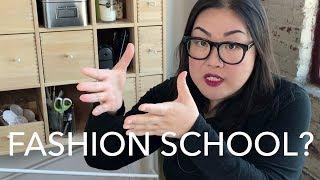 Video What Do You Learn in Fashion Design School? download MP3, 3GP, MP4, WEBM, AVI, FLV Oktober 2018
