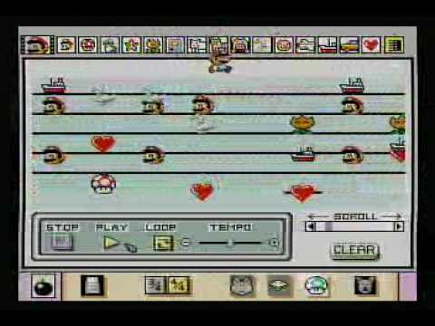 Mario Paint Composer (Default Song)