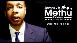 UP Close and Personal with James Methu Milwaukee