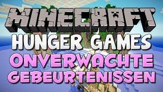 ONVERWACHTE GEBEURTENISSEN (Minecraft: Hunger Games) [#9] ft. JornOnly