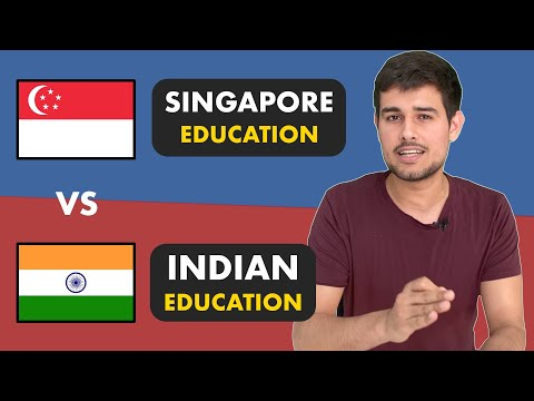 Singapore vs India | Education System Analysis by Dhruv Rathee