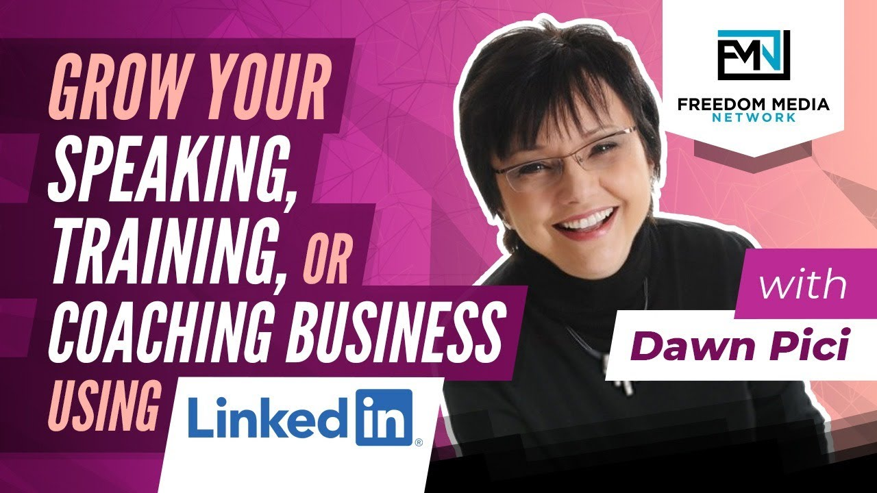 WEBINAR: Building your business with LinkedIn
