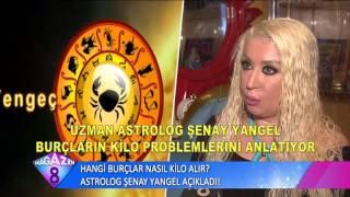 Hangi Burçlar Nasıl Kilo Alır Astrolog Şenay Yangel Açıkladı
