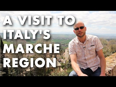 A Visit to Italy's Marche Region