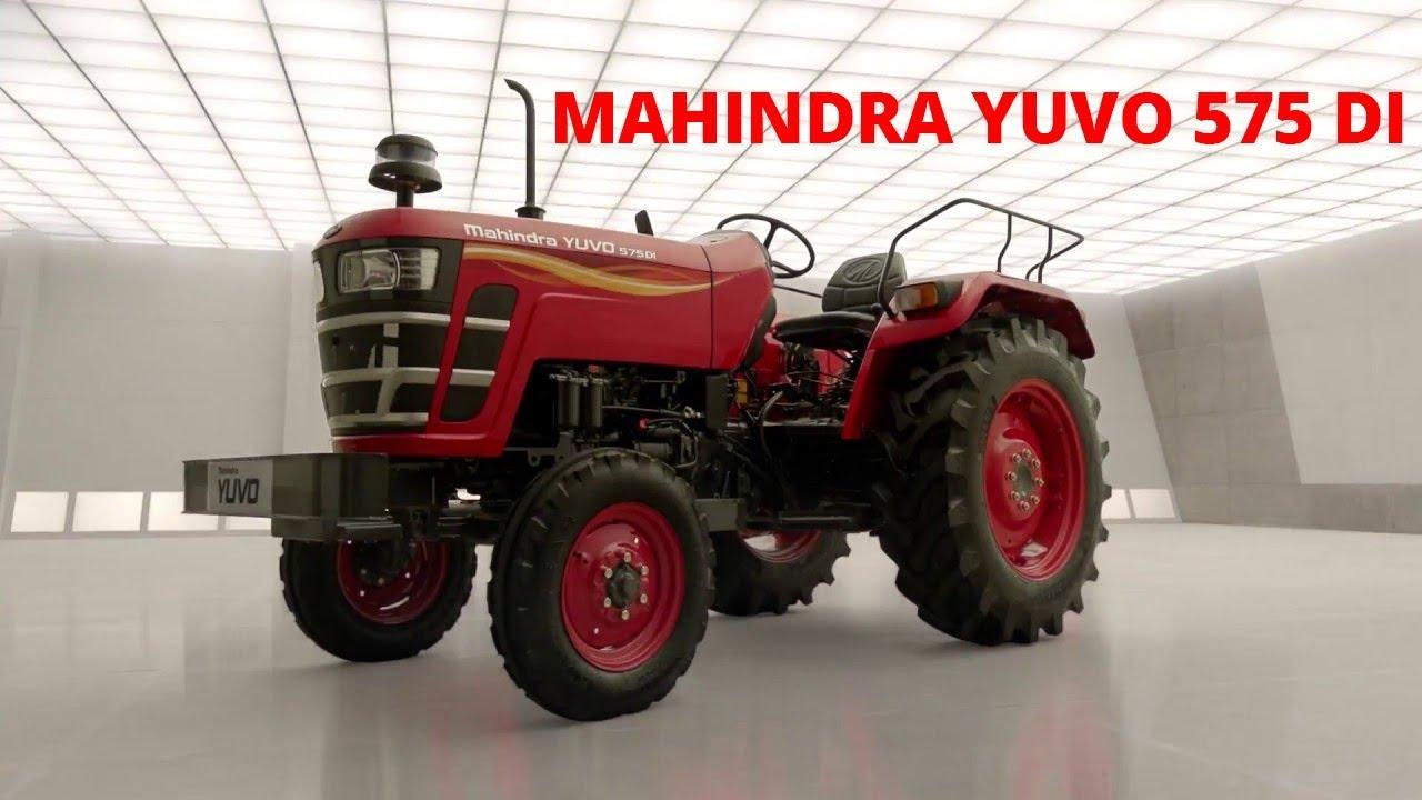 Mahindra Yuvo 575 DI Tractor || Specifications & Review by Motors Gadi