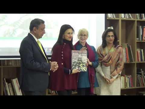 "Ansal University Gurgaon   ""Save the Baoli"" Talk by Victoria Lautman"