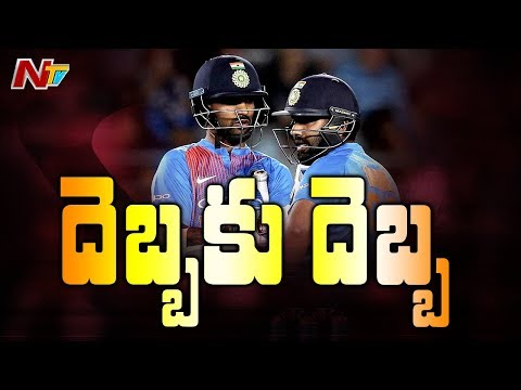 India Crushes New Zealand by 7 Wickets and Level Series 1-1 | IND Vs NZ T20 | NTV