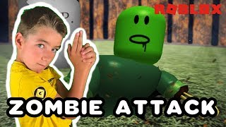#2 ROBLOX - ZUM CHASSE IN ZOMBIES !!! - ZOMBIE ATTACK - #cocogaming