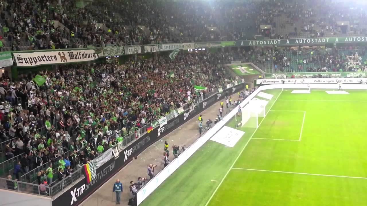 Wolfsburg Werder