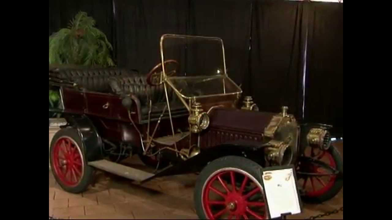 Sarasota Classic Car Museum - YouTube