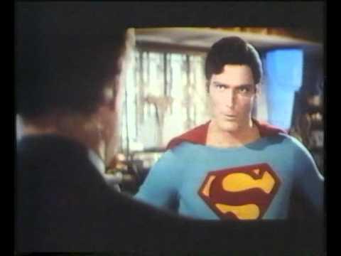 para TV de Superman IV En busca de la paz 1987