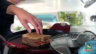 Tomato Avocado Grilled Cheese Sandwich | Muy Bueno