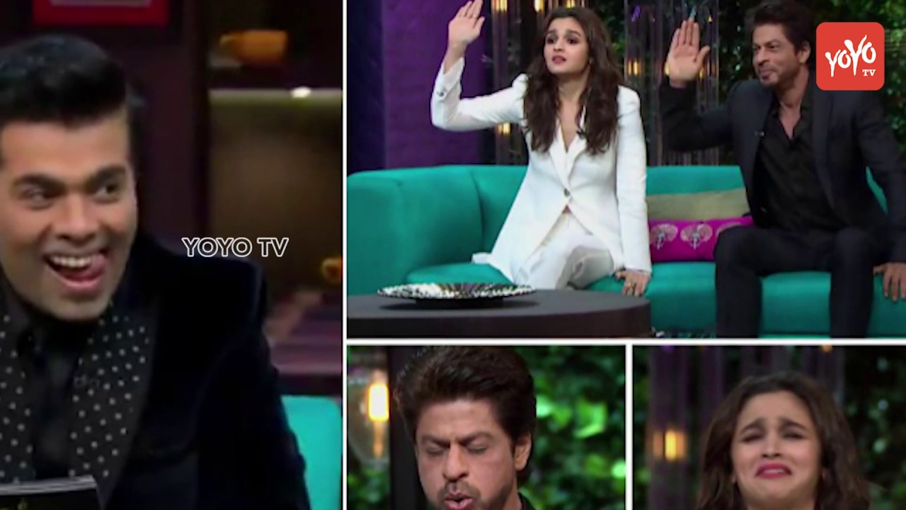 Koffee with Karan | Shah Rukh Not Willing To Grace The Coffee Couch This Year 2019 | YOYO TV Hindi