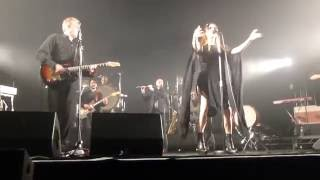 PJ Harvey - Near the Memorials to Vietnam and Lincoln HD @ Terminal 5, NY night1 2016