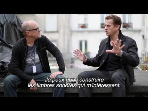 Thomas Lang - Interview Bag Show 2013 - GEWA music France