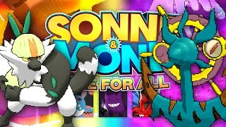 Pokémon Sonne & Mond FFA - [12] - Gewalt in der Sandkiste!