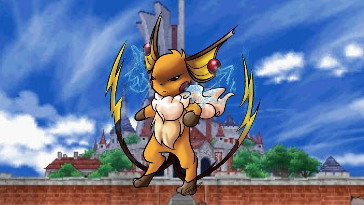pokemon x and y mega raichu wwwpixsharkcom images