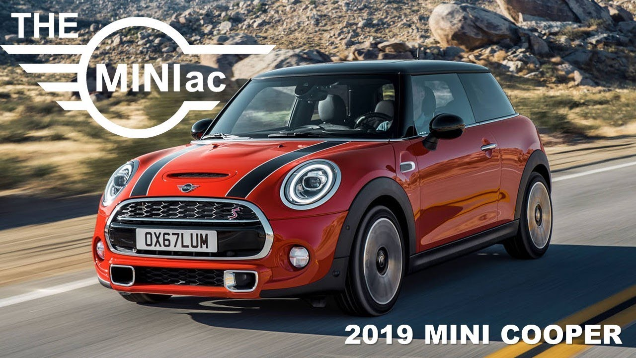2019 mini cooper has arrived - new car news - youtube