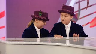 Kid Musicians: Elias and Zion Phoenix Perform