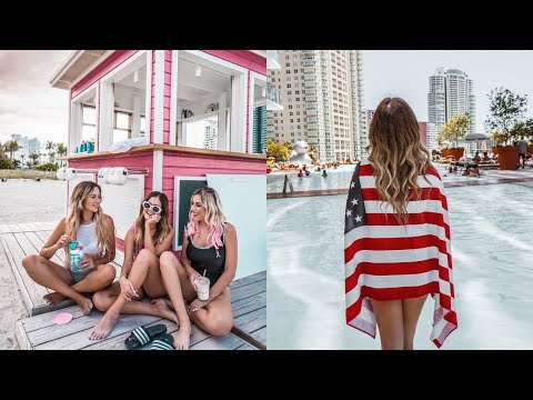 MIAMI: Lugares pra fotos + Wynwood + Miami Beach | Mamá Vlog