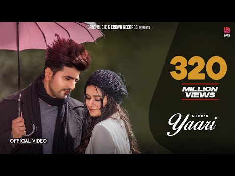 Yaari Official Video : Nikk Ft Avneet Kaur  Latest Punjabi Songs 2019  New Punjabi Songs 2019