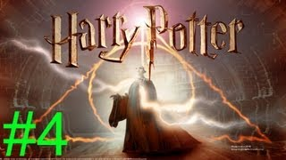 Harry Potter and The Deathly Hallows Part 2  Deel 4 - Sneep Attawk!