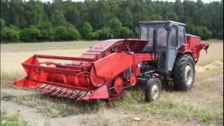 Polskie maszyny rolnicze
